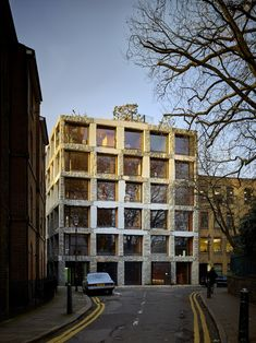 15 Clerkenwell Close / GROUPWORK + Amin Taha Architects
