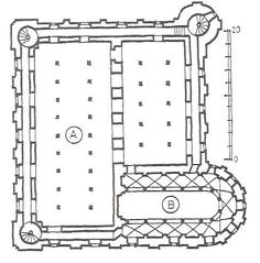 White Tower Floor Plan on renaissance tower floor plan