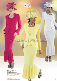 Cheap Church Suits For Women - Beautiful! Saw one just like it at ...