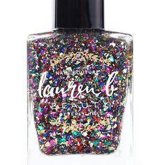 Glitter polish for days ! Laurenbbeauty.com