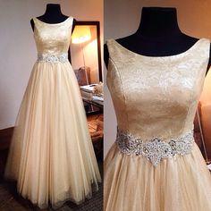 Champagne ballgown #nericbeltran #madetomeasure #prom #nericbeltranweddings #wedding #fashion #chic #glam neric_b@yahoo.com