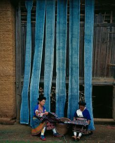 Weavers in Vietnam