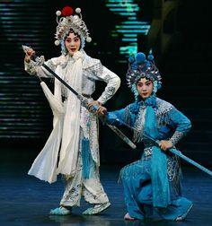 Beijing Opera Costumes,China