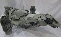 Lego. Firefly.  Two great tastes that taste great together.