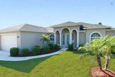 Villa mit Pool für 6 Personen - vacation rental in Cape Coral, Florida. View more: #CapeCoralFloridaVacationRentals