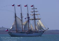 Beautiful Esmeralda -  steel-hulled four-masted barquentine tall ship of the Chilean Navy.        The Royal New Zealand Navy - 75 Anniversary ... 24  PHOTOS        ... Ships from Australia, Canada, Cook Islands, Chile, China, India, Indonesia, Japan, Samoa, Singapore, South Korea, Tonga, and the United States arrived to Auckland helping the Navy to celebrate its milestone.        Read original article:         http://softfern.com/NewsDtls.aspx?id=1117&catgry=7            #photos of The Royal…