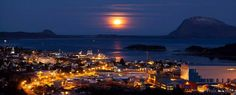 Florø,byen i vest! Foto: Truls Kleiven.