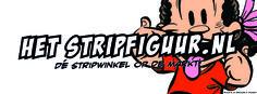 Grafisch - logo, huisstijl & branding voor Het Stripfiguur.nl