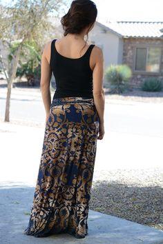Favorite Maxi Skirt - 3 colors {Jane Deals}
