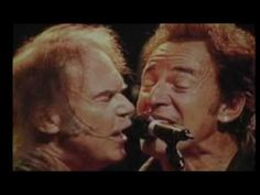 Bruce Springsteen and Neil Young - All Along The Watchtower (2004)