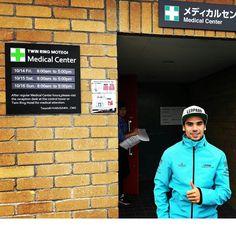 MOTO 2 | Miguel Oliveira está apto para mais um fim de semana de grande prova, desta vez a ter lugar em Twin Ring Motegi, no Japão, na 15ª prova do campeonato. Miguel Oliveira está, neste momento, na 19ª posição, com 33 pontos. Força Miguel Oliveira! Boa prova! #lusomotos #shark #MotoGP #Moto2 #Japan #JapanGP