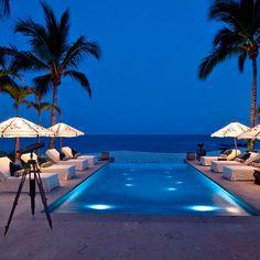 Una casa de lujo en el oceáno - Nuevo Estilo