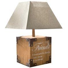 Diese stilvolle #Tischleuchte sorgt für das richtige #Licht in Deinem Zuhause! ♥ ab 49,99 €