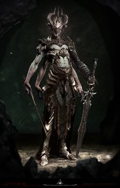 Dragon Age- Nikizar - Black Prince