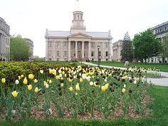 University of Iowa Campus, Old Cap- IA