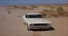 The Last American Hero, Old American Cars, Dodge Challenger, Limite Zero, Denver, Vanishing Point, Cinematography, Vintage Cars, Classic Cars