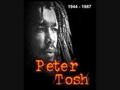 PETER TOSH - COMING IN HOT - YouTube