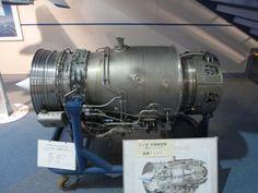XF3-30ターボファンエンジン。IHI製。  T-4に使用されている。
