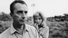 Future People, Michelangelo Antonioni, Marcello Mastroianni, Jeanne Moreau, Robert Frank, Film Movie, Movies, Italian Actress, Alain Delon