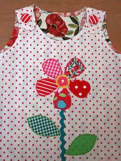 Girl's dress pdf sewing pattern Petal by FelicityPatterns on Etsy