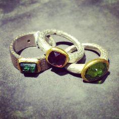 Rings by Poppy Dandiya