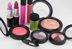 MAC A Fantasy Of Flowers – swatches and review via @we heart this