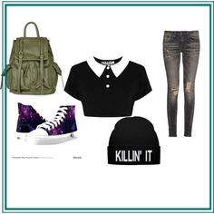 <3 by anit22 on Polyvore featuring R13 and Topshop
