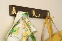 Hooks - simple but Important - Inspiration California Closets DFW