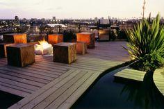 Terrasse et jardin en ville: 22 photos pour créer votre oasis!