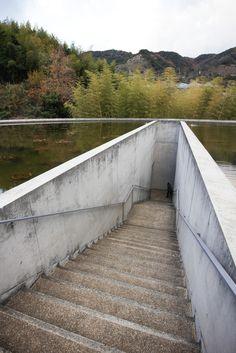 Awaji Yumebutai Conference Center, Hotel and Memorial. 1995. Awaji, Hyogo. Tadao Ando. Photo ©2013, Evan Chakroff. evanchakroff.com