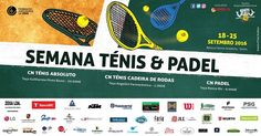 Ténis em Cadeira de Rodas e Absoluto de Padel, amanhã na Beloura Tennis Academy