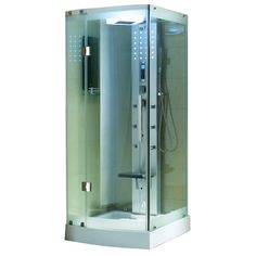 Steam Shower Enclosure Kit
