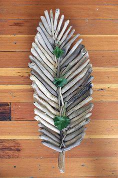 PRC2489 Driftwood Leaf Posing Tray