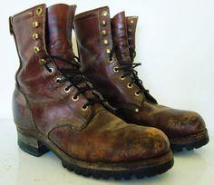 SKATES: BOOTS / Рабочие ботинки