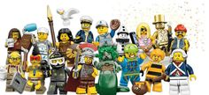Collectible Minifigure Series 10