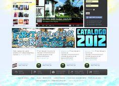 web global surf clubs 2012  tienda on-line marcas surf  www.globalsurfclubs.com