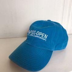 US Open Tennis Tournament Hat Ball Cap