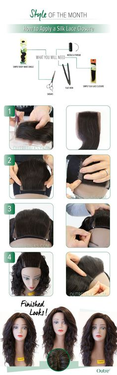 how to apply a silk lace closure vinuss hair wholesale is going on Order on Website  www.vinuss.com  soon be on the look out...#qualityhair #closures #silkbaseclosures #silkbasefrontal #qualityhair #wedigqualitystuff