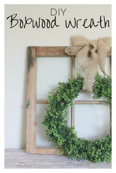 5 Best DIYs to get the Fixer Upper look - Part Two!! Get that farmhouse look on…