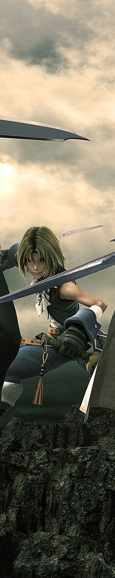 Final Fantasy Dissidia Zidane (Final Fantasy IX)
