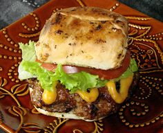 """Dawn's Dream Burgers... """"This isn't your everyday run of the mill Burger. It has a wonderful blend of hamburger meat with cheese, onion, Bacon, etc... with a yummy sauce that makes this one Really Good Burger !!"""""""