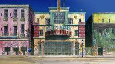 Michiko to Hatchin. Produced by studio Manglobe... | AnimeBackgrounds