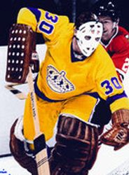 Historical Pictures of the Los Angeles Kings Hockey Goalie, Hockey Players, Nhl, La Kings Hockey, King Picture, Sports Trophies, Olympic Games Sports, Goalie Mask, Sports Uniforms