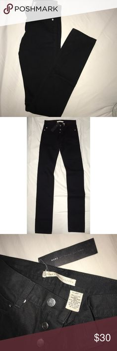 Marc by Marc Jacobs Jeans Size 27 Marc by Marc Jacobs Jeans Condition: New with tag Brand: Marc by Marc Jacobs Color: Black Size: 27 Marc by Marc Jacobs Jeans Straight Leg