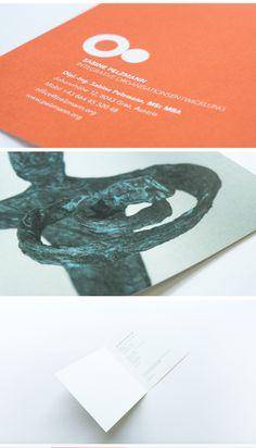 corporate design für sabine pelzmann – integrative organisationsentwicklung Corporate Design, Organization Development, Fur, Xmas Cards, Brand Design, Brand Identity Design