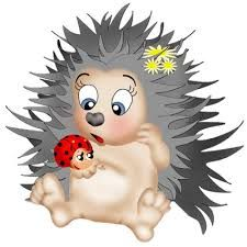 Funny Cartoon Hedgehog Images Are Free To Copy For Your Own Personal Use.All Images Are On A Transparent Background Hedgehog Illustration, Cute Illustration, Cartoon Pics, Cartoon Drawings, Pictures To Draw, Cute Pictures, Cute Animal Clipart, Kids Canvas, Cute Hedgehog