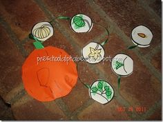 Pumpkin Theme Activities #Recipe #hair #food #DIY