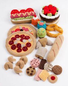 17 Best ideas about Crochet Food