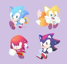 Shadow The Hedgehog Shadow The Hedgehog, Sonic The Hedgehog, Hedgehog Art, Sonic Kawaii, Sonic 3, Sonic Fan Art, Sonic Funny, Illustration Kawaii, Sonamy Comic