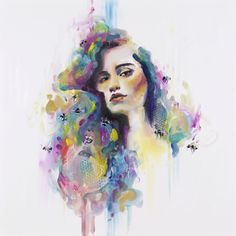 Katy Jade Dobson is a UK based oil painter from Yorkshire. Katy Jade Dobson uses a number of mediums to paint her amazing pieces. Dimitra Milan, Oil Painters, Wildlife Art, Royal Jelly, Art Tutorials, Artisan, Abstract, Gallery, Artwork